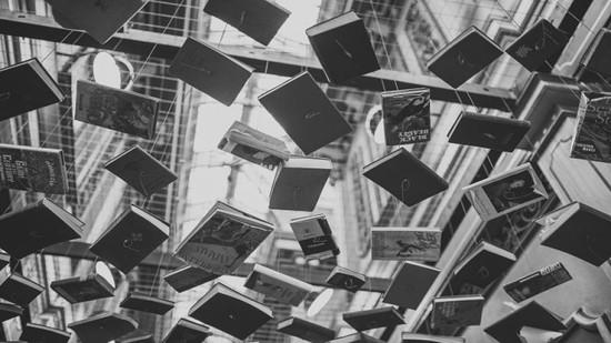 Bøger med mærkelige titler